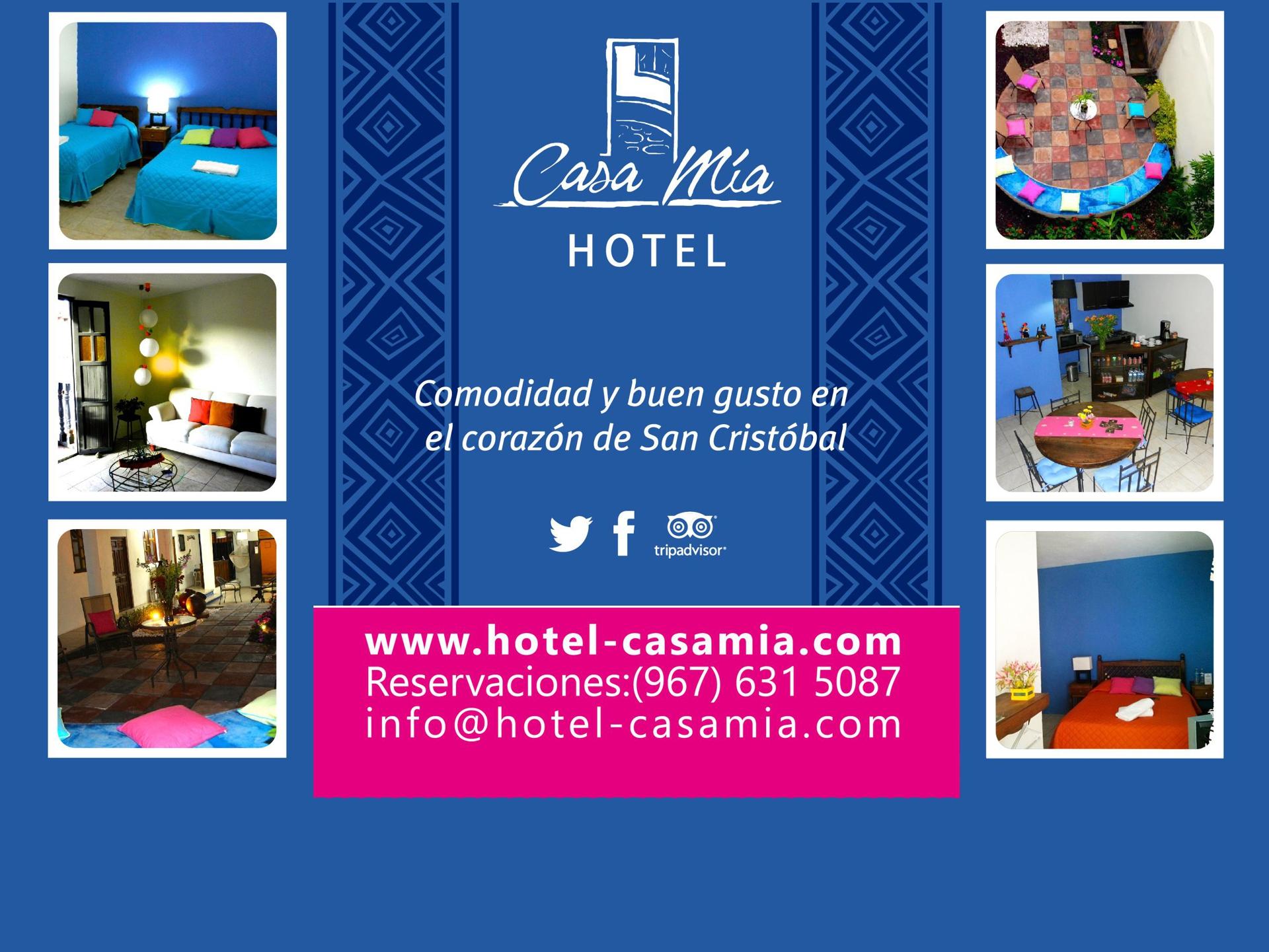 Hoteles en San Cristobal